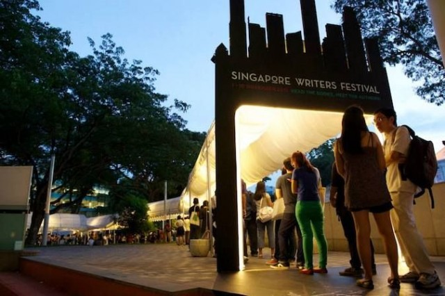 10 Reasons To Visit The Singapore Writers Festival For The First Time
