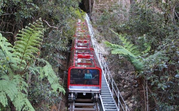 sydney blue mountains train - photo#12
