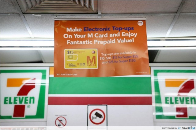84971c6f2d42b2 All you have to do is head down to any M1 Shop or retailers like 7-eleven to  purchase and register a  15 M Card (that comes with  18 worth of credits)  with ...