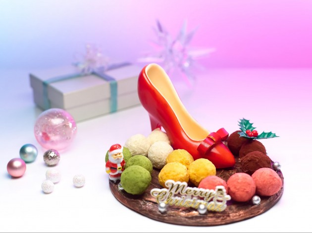 Carlton Hotel's New Range Of Christmas Chocolates and Cakes Will Make You Smile