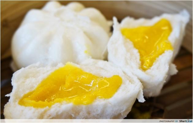 12 Best Liu Sha Baos in Singapore History - Feel molten custard heaven at your fingertips